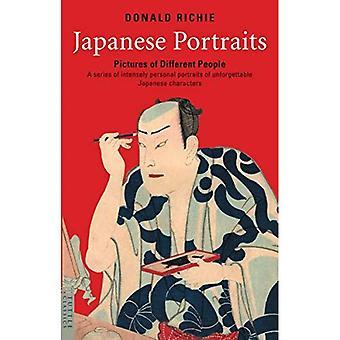 Retratos japoneses