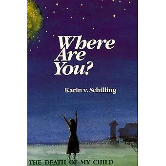 Where are You?: Coming to Terms with the Death of My Child