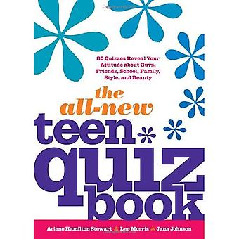 The All-New Teen Quiz Book