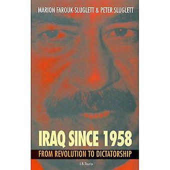 Irak sedan 1958: Från Revolution till diktatur