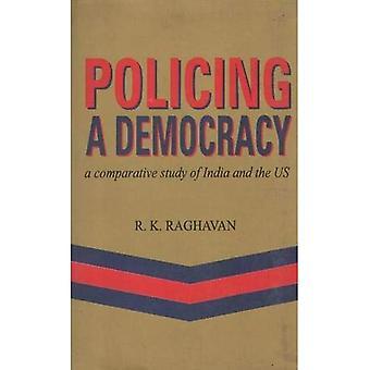 Services de police une démocratie: une étude Comparative de l'Inde et les États-Unis