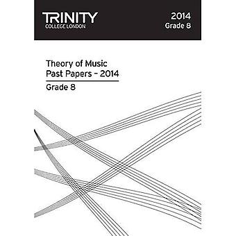 Trinity College London Music Theory Model Answers Paper (2014) Grade 8