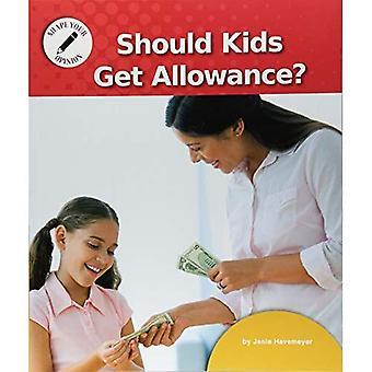 Should Kids Get Allowance?