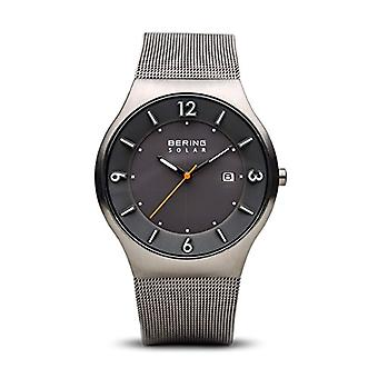 Bering Solar Analog Man with stainless steel strap 14440-077