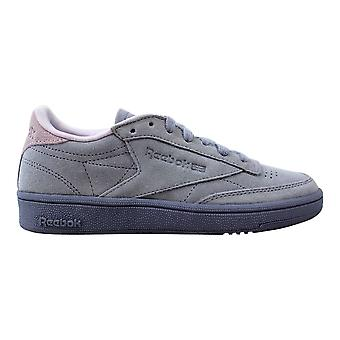 Reebok Club C 85 Nubuck Purple Fog/Quartz CM9055 Women's