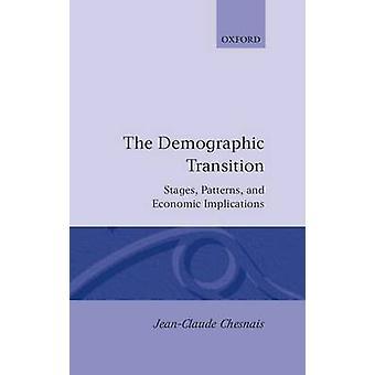 人口統計学の転移ステージ パターンと Chesnais ・ JeanClaude による経済への影響