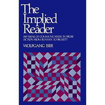 図書でベケット ・ ヴォルフガングにバニヤンから散文フィクションの通信の読者の役割パターン
