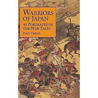 Varley guerriers de papier Japon par Varley & H. Paul