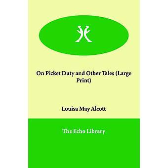På blokadevagt told og andre fortællinger af Alcott & Louisa maj