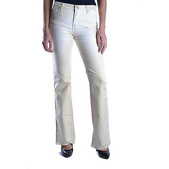 Just Cavalli White Denim Jeans