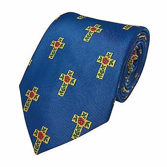 Freimaurer 100% Silk Rose Croix Tie