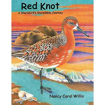 Red Knot - A Shorebird's Incredible Journey by Nancy Carol Willis - 97