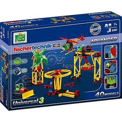 Fischertechnik kit de science universelle 3 511931 7 ans et plus