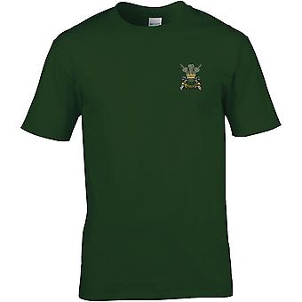 3rd Carabiniers - Licensed British Army Embroidered Premium T-Shirt