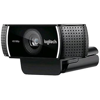 Logitech c922 pro stream usb 1080p webcam with built-in microphone