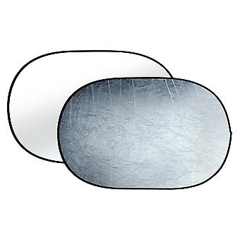 BRESSER BR-TR8 Faltreflektor silber/weiß 60x90cm