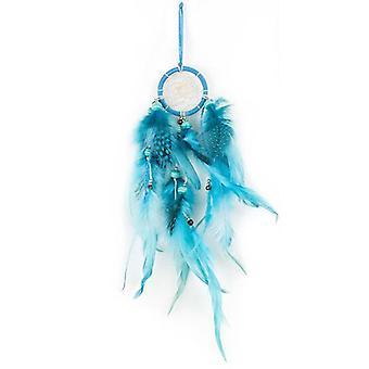 Blue and Black Dream Catcher 30cm