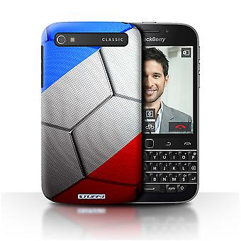 STUFF4 Case/Cover for Blackberry Classic/Q20/France/French/Football Nations