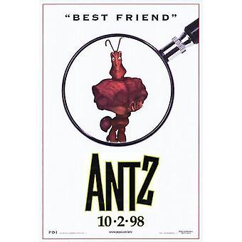 Antz (Single Sided Regular Style B) (1998) Original Kino Poster
