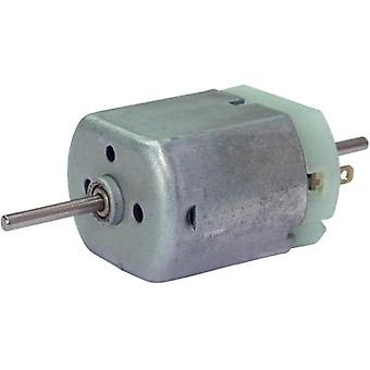Miniature brushed motor Motraxx FFK-265 10000 rpm