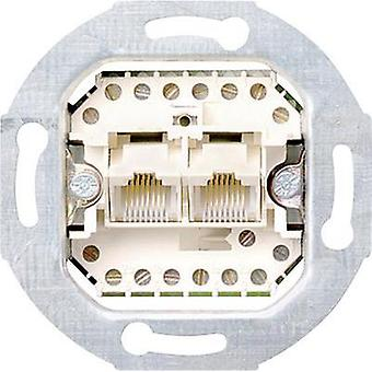 GIRA sett UAE socket Standard 55, E2, Event Tranparent, hendelse