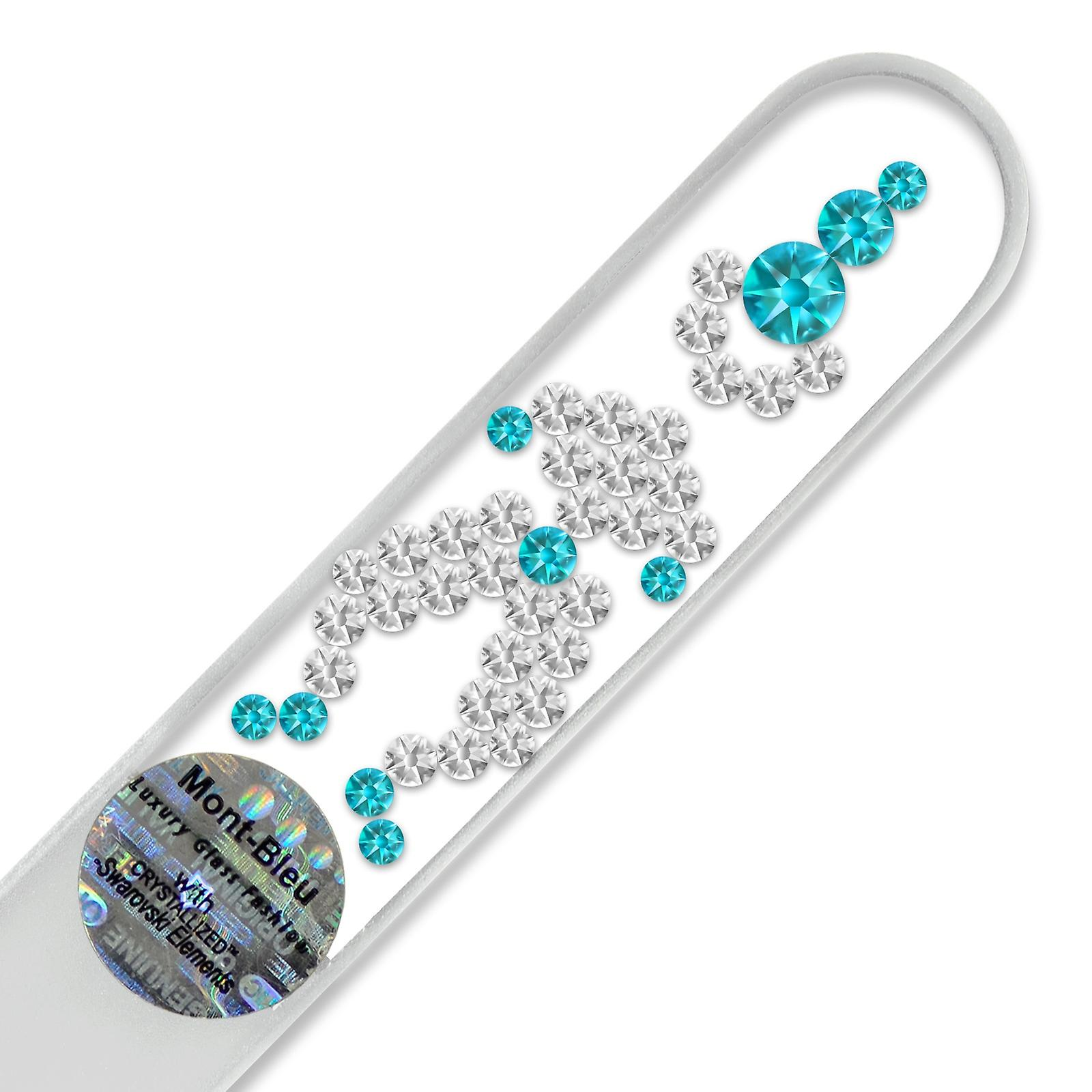 Mont Bleu Clown Crystal Nail File LE-1