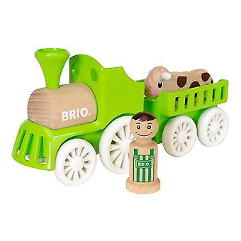 BRIO Farm Train Set 30267