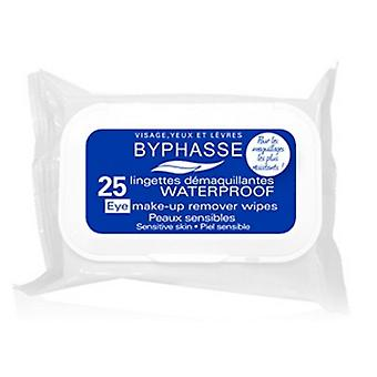 Byphasse Waterproof Makeup Remover Wipes 25 units Sensitive Skin