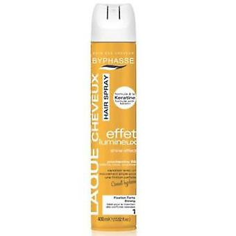 Byphasse Effect Strong Hairspray 400Ml With Keratin
