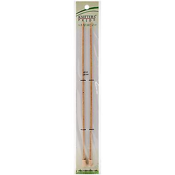 Naturalz Single Pointed Needles 10