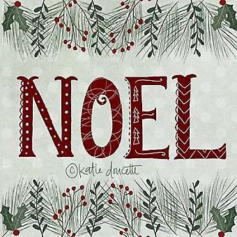 Noel II Poster drucken, indem Sie Katie Doucette