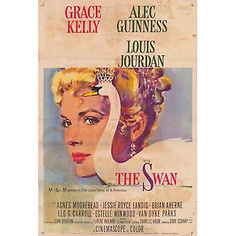 Лебедь фильм плакат печать (27 x 40)