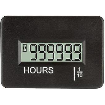 TDE Instruments DCH401-R Operating hours timer