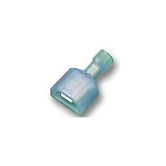 Blade terminal Connector width: 6.3 mm Connector thickness: 0.8 mm 180 ° Insulated Blue TE Connectivity 3-520107-2 1 pc