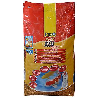 TETRAPOND Koi Sticks completa 7,5 kg