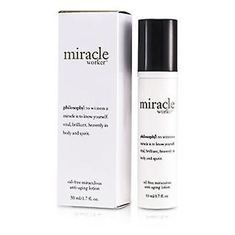 Miraculeuse philosophie Miracle Worker sans huile anti-âge Lotion - 50ml / 1.7oz