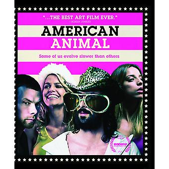 American Animal [Blu-ray] USA import
