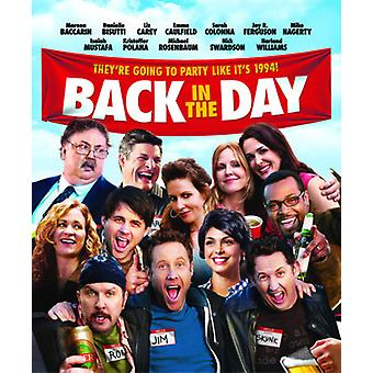 Back in the Day [Blu-ray] USA import