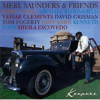 Merl Saunders & Friends - Keepers [CD] USA import