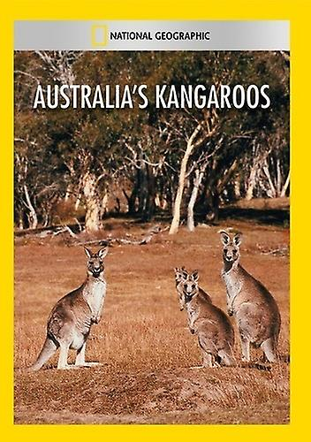 Australias Kangaroos [DVD] USA import
