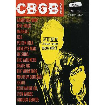 Cbgb-Punk From the Bowery [DVD] USA import