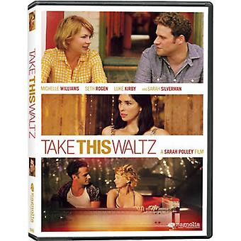 Take This Waltz [DVD] USA import