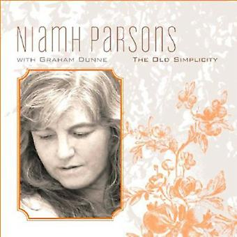 Niamh Parsons - Old Simplicity [CD] USA import