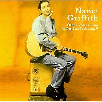 Nanci Griffith - Other Voices Too (a Trip Back [CD] USA import