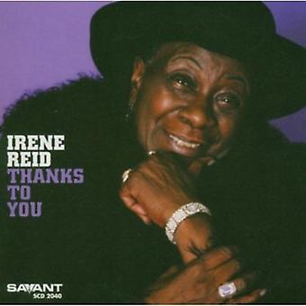 Irene Reid - Thanks to You [CD] USA import