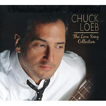 Chuck Loeb - Love Song Collection [CD] USA import
