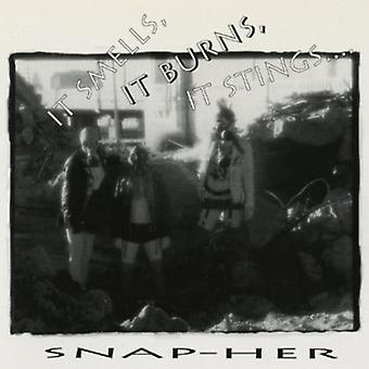 Snap-Her - It Smells It Burns It Stings [CD] USA import