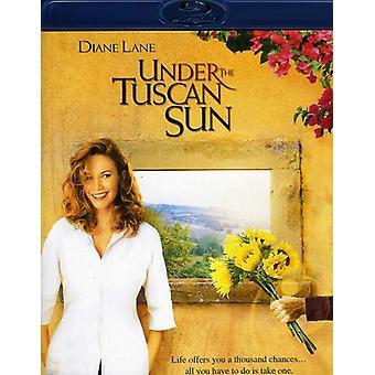 Under Tuscan Sun [BLU-RAY] USA importen
