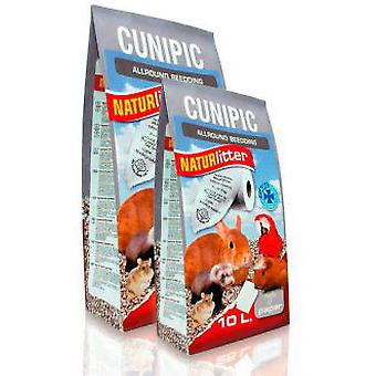 Cunipic Naturlitter Paper (Small animals , Bedding & Litter , Bedding)
