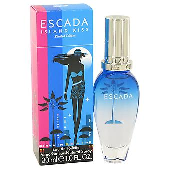 Escada Women Island Kiss Eau De Toilette Spray By Escada